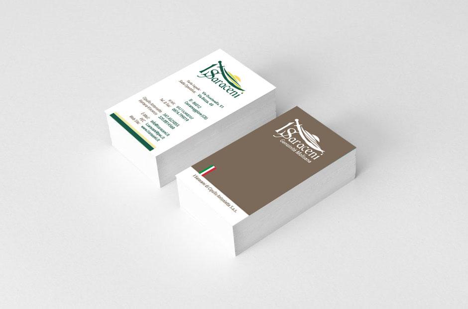 Biglietti da visita, Business Card, Logo, Brand, Pubblicità, Marketing Grafica Campobasso