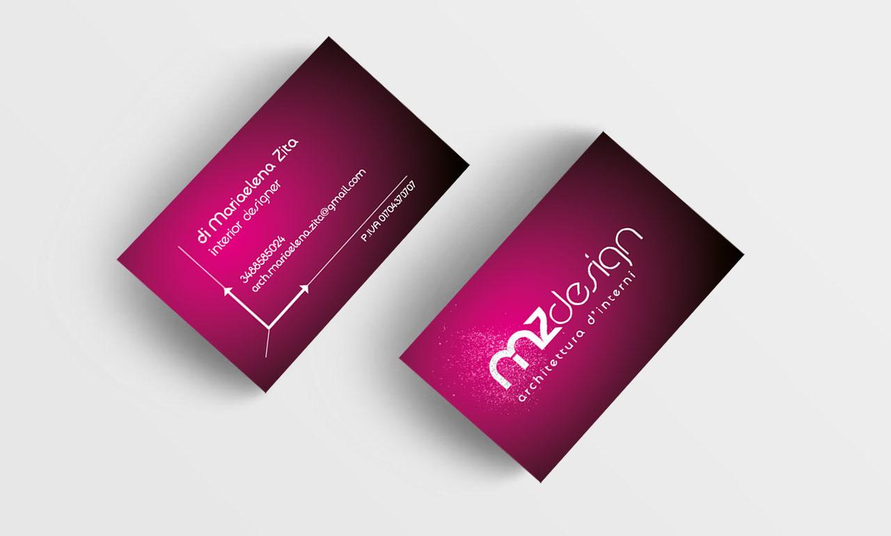 Biglietto da visita, Business Card, Brand, Corporate Identity, Immagine Coordinata Campobasso