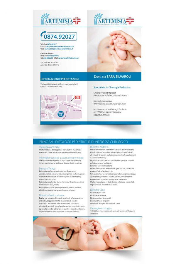 Brochure, Volantini, Cataloghi, Loghi, Pubblicità, Grafica Campobasso
