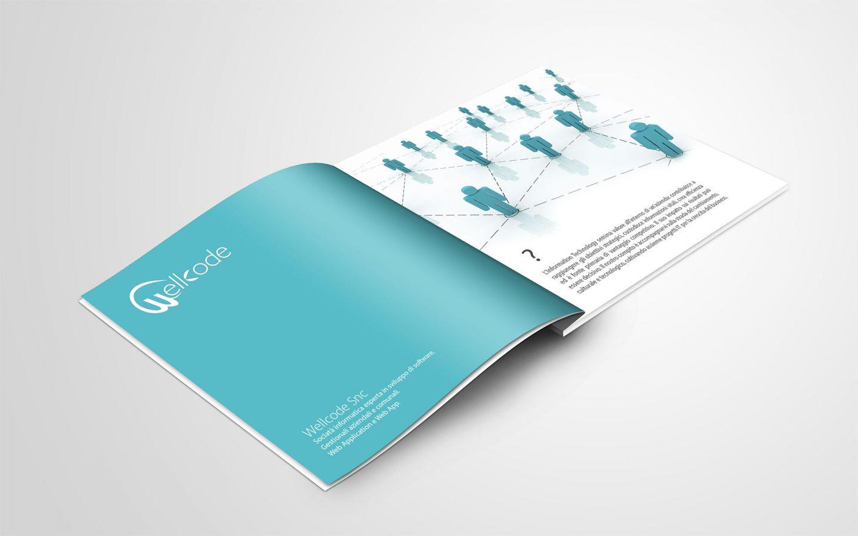Brochure, Brand, Immagine Coordinata, Pubblicità, Campobasso