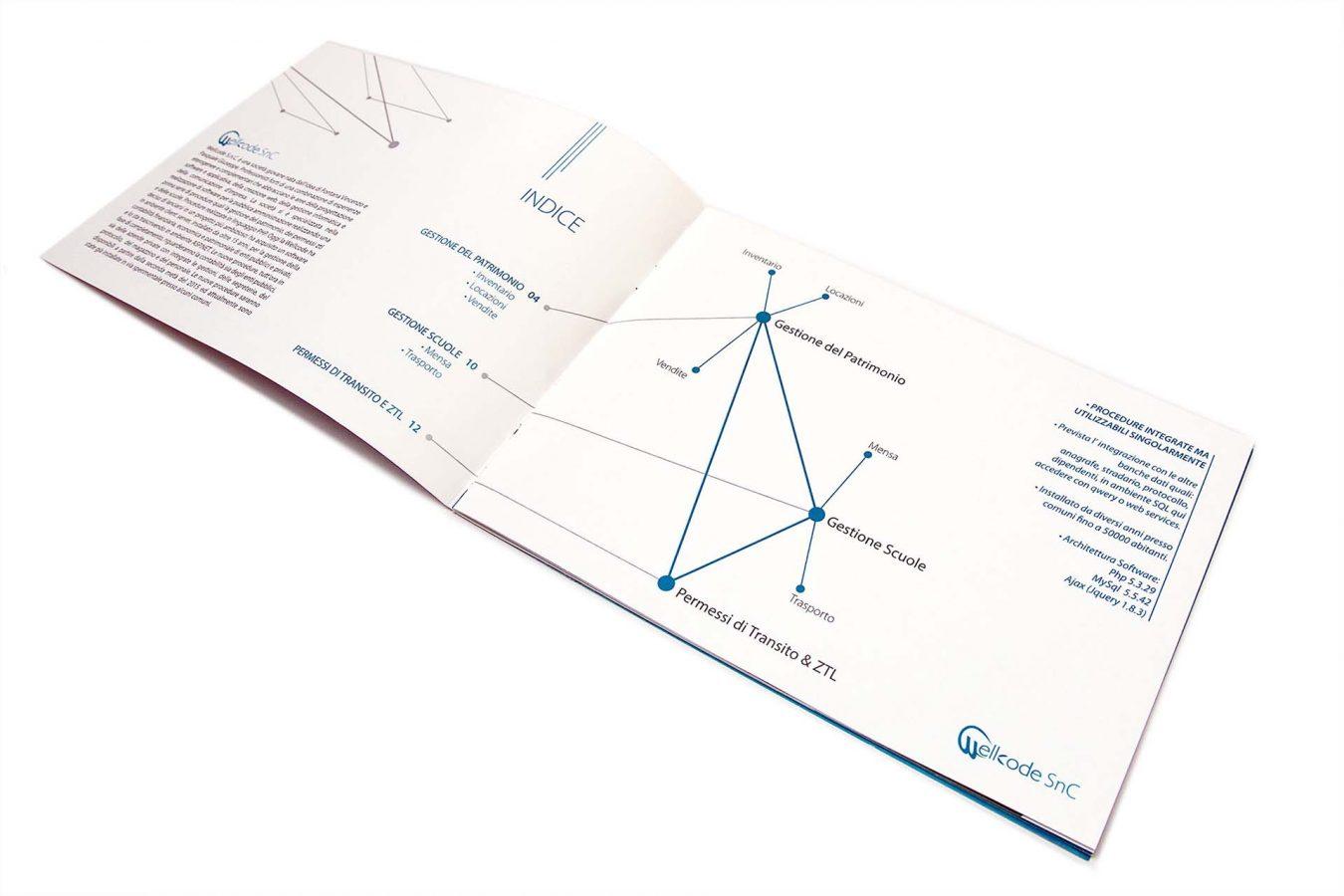 Brochure, Grafica, Pubblicità, Branding, Campobasso, Fotografia, Web