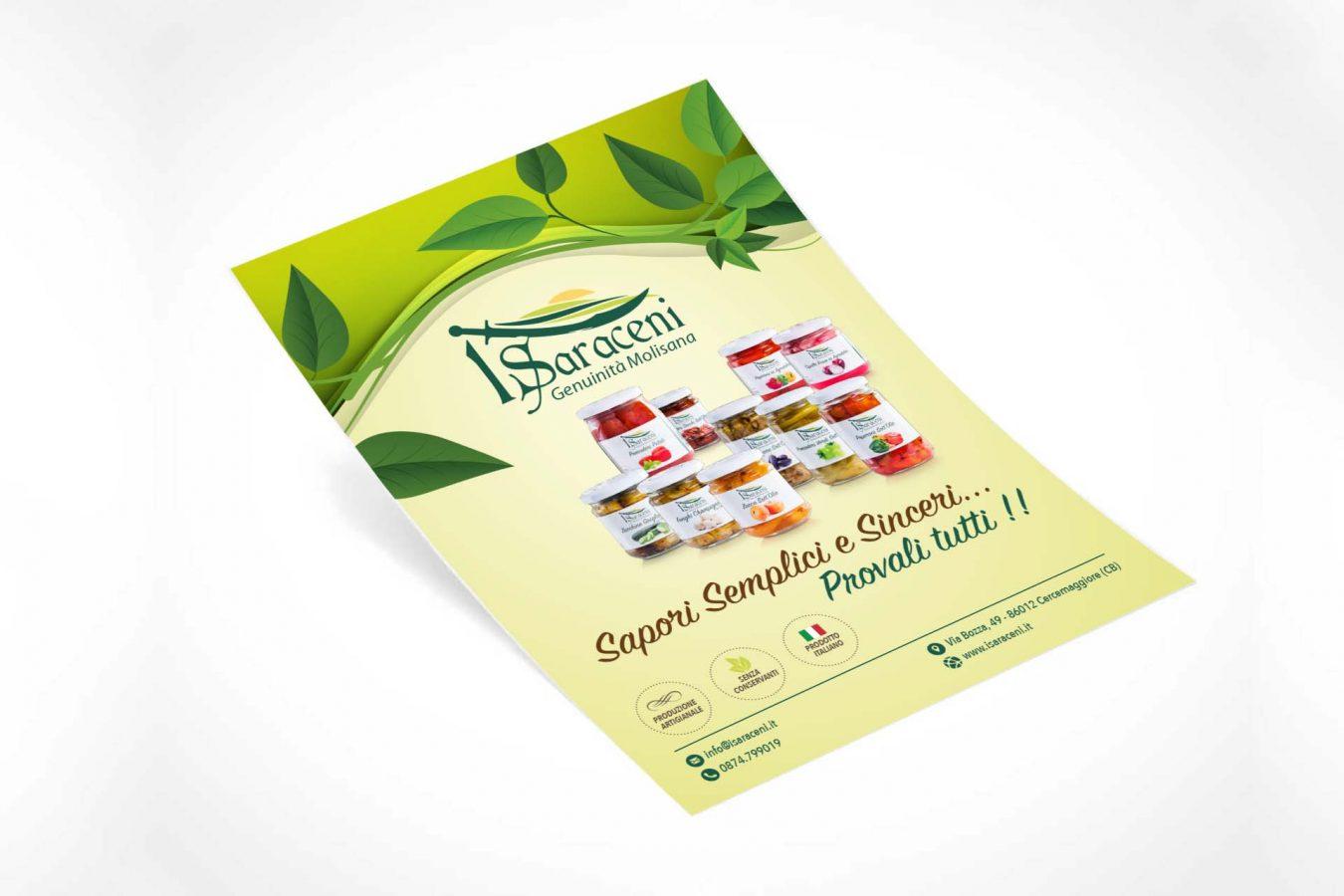 Flyer, Volantini, Pubblcità, Marketing, Grafica Campobasso