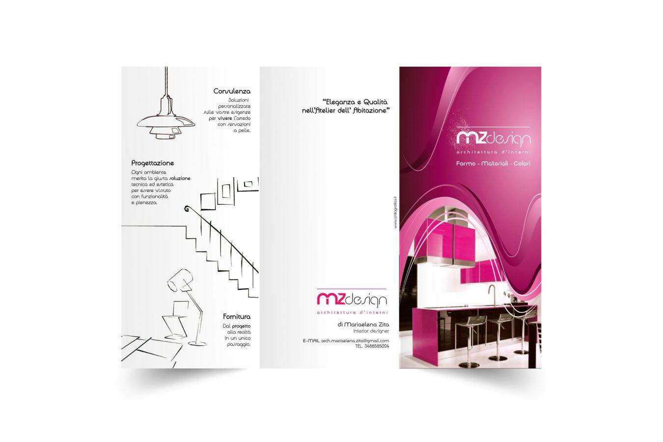 Flyer, Volantino, Pieghevole, Brand, Grafica Campobasso
