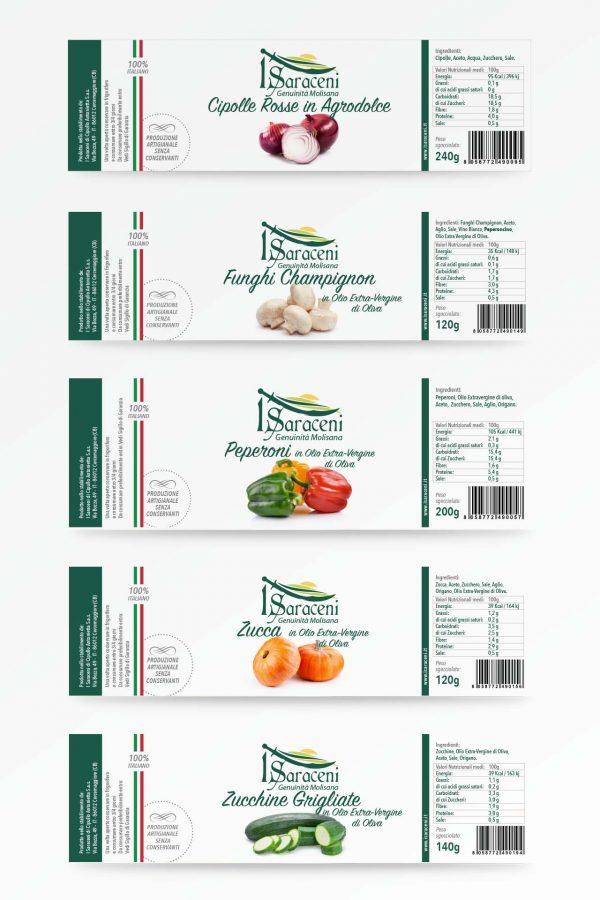 Etichette, Brand, adesivi, Pubblicità, Grafica, Marketing, Fotografia Campobasso