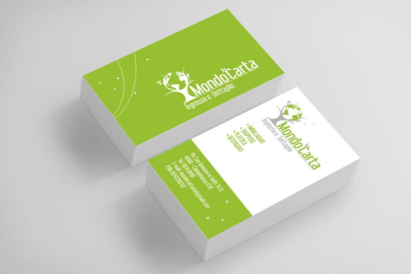Biglietto da Visita, Business Card, Logo, Pubblicità, Grafica Campobasso