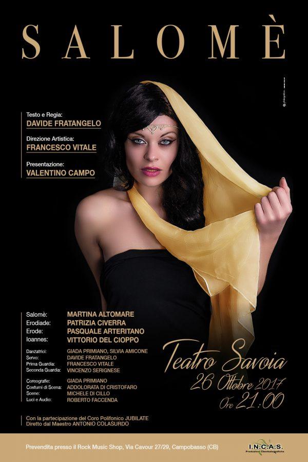 Locandine, Poster, Volantini, Fotografie Grafica Campobasso