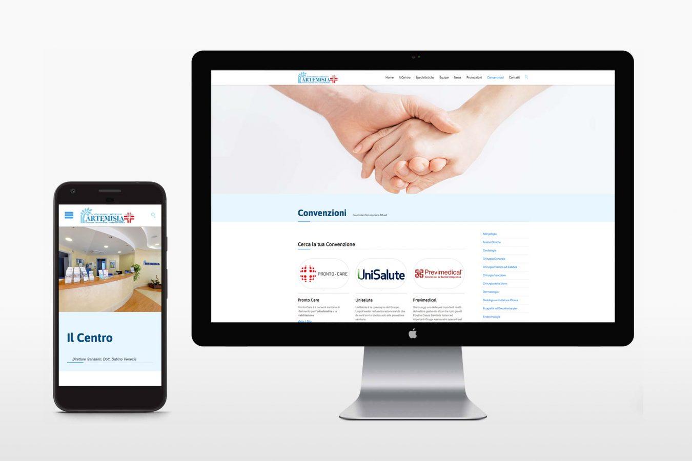 Sito Web, marketing online, branding, logo, grafica, pubblicità, Campobasso